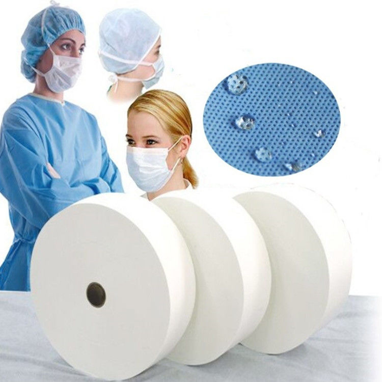 Polypropylene Spunbond Medical SMS Nonwoven Fabric